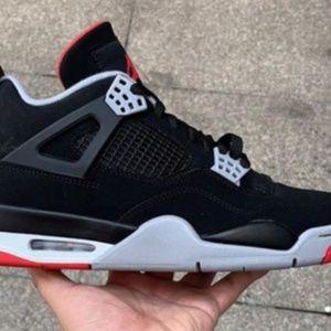 Jordan 4 Breds, 2019, Size 9.5